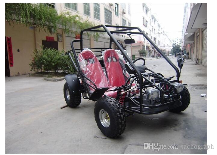 Factory direct 150CC karting Four-wheel mountain karting All-terrain karting (150A) Engine model 150 Overall dimensions 2430x1450x1500(mm)