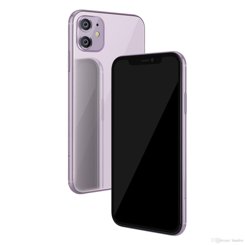 1: 1 TOY Dummy-Modell für iPhone 11 XS MAX XR X 8 8 Plus-Fälschungs-blindes Telefon-Modell nur zur Anzeige Nichtarbeits