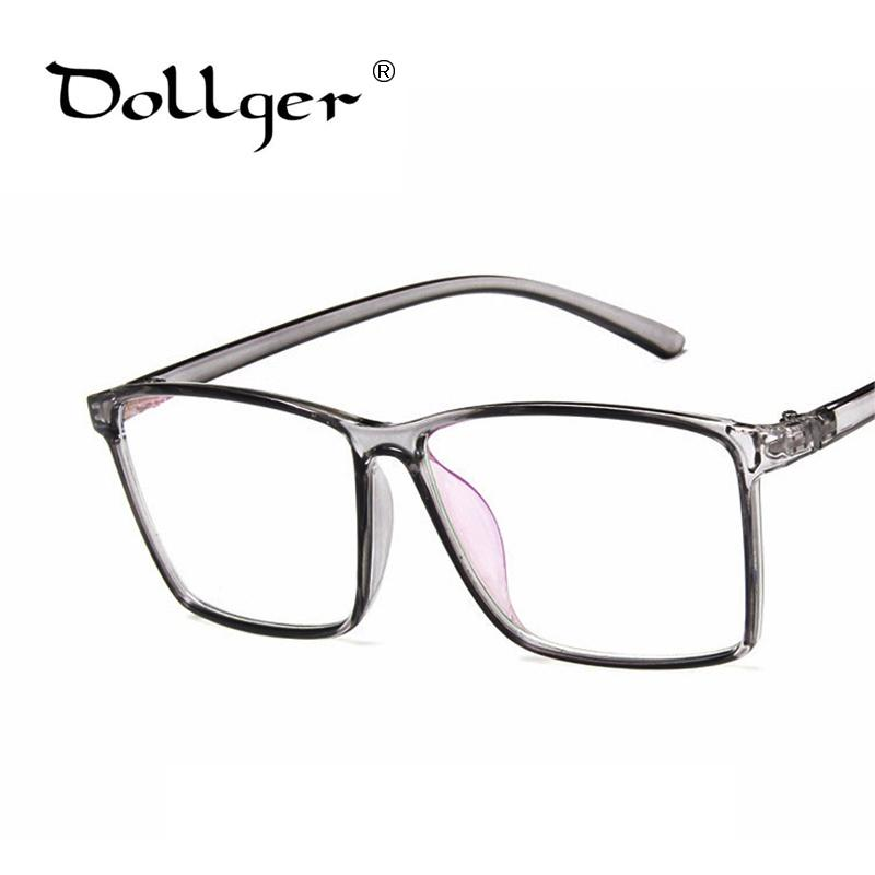 2018 Vintage Square Clear Lens Glasses Optical Montatura per occhiali Moda Donna Uomo Occhiali Trasparenti Telaio s1713