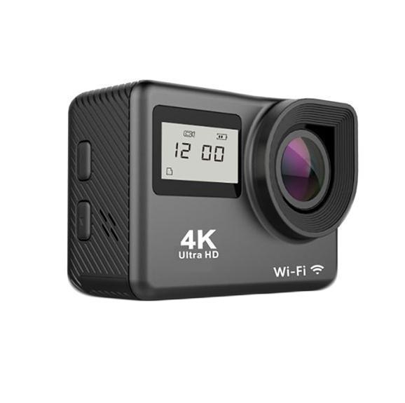 schermo touch screen + 0,96 pollici di stato 2 pollici 4K H9T Action Camera 2.4G telecomando Wifi impermeabile Sport Cam DV 2