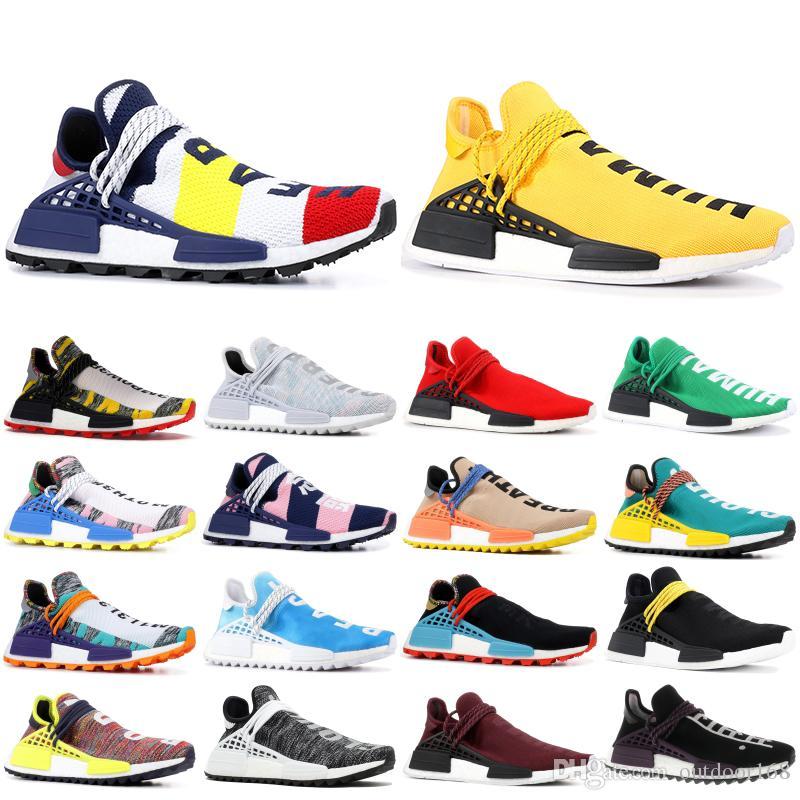 2020 PW HU NMD Nerd Running Shoes Human