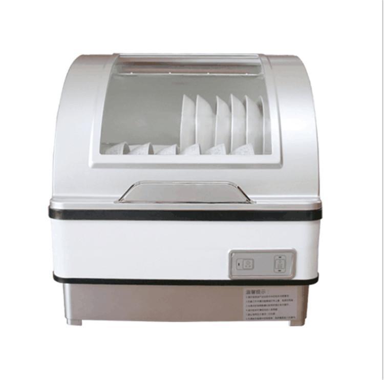 Piatto Lavastoviglie una completamente automatica installazione automatica desktopWashers domestica BrushFree Lavastoviglie Intero automatico desktop Dish Bowl