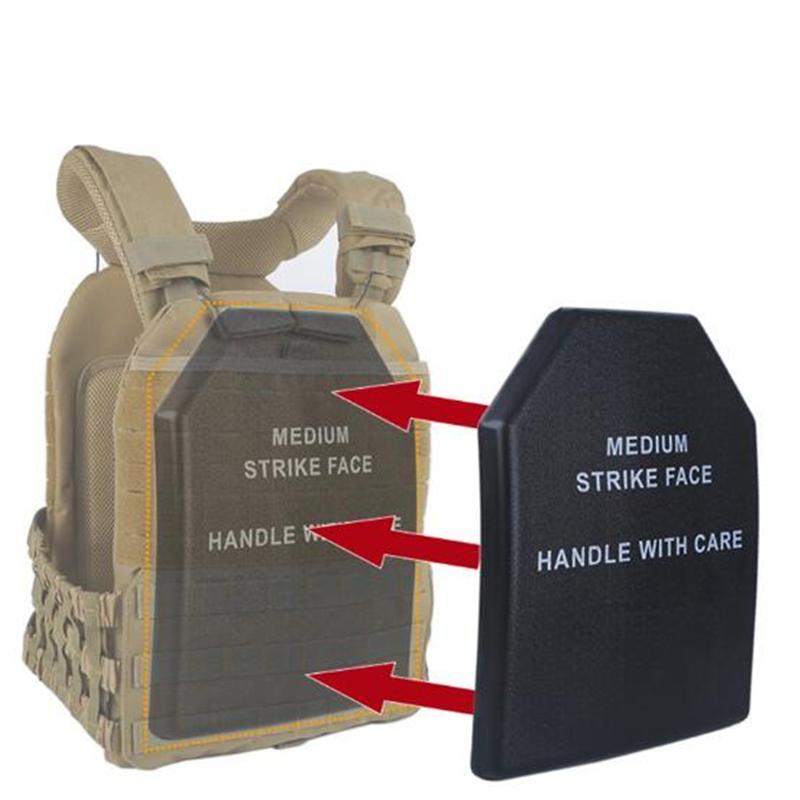 Тактический жилет дефлектор универсальный защитный вкладыш