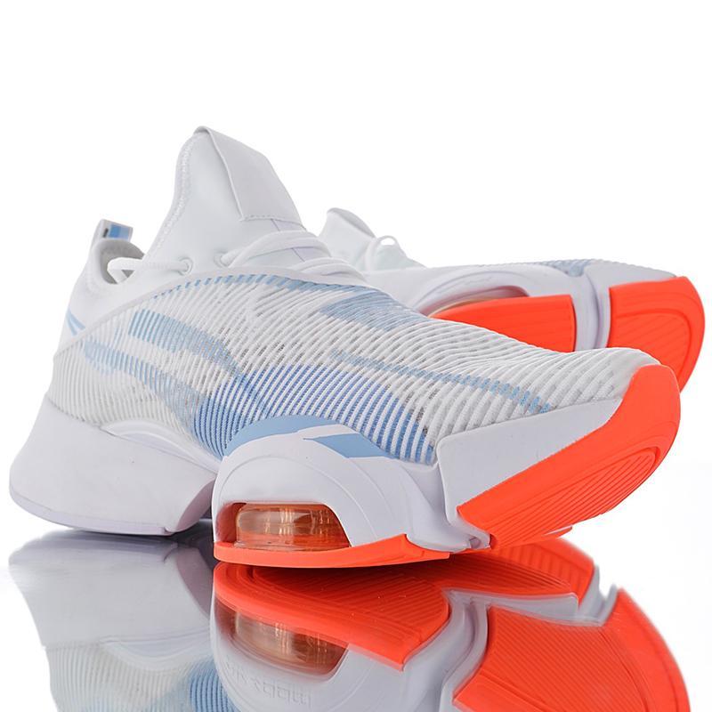 2020 Nova Zoom Superrep Marathon Men Running Shoes Almofada Lightweight Bow Sports Jogging Almofada Shoes Black White Women Sneakers BQ0820-046