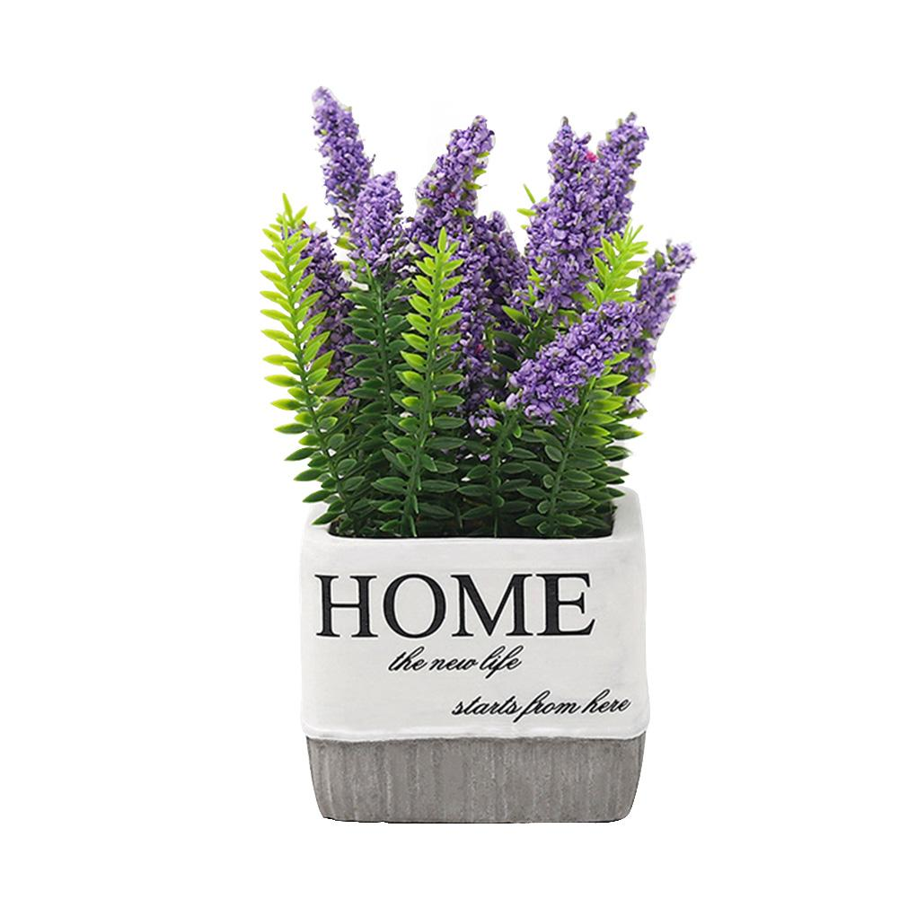 Party Desktop Home Simulation Store Gift Potted Plants Office Artificial Flower