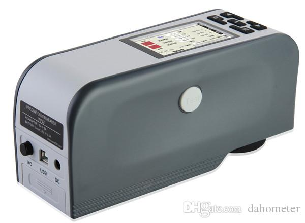 DH-WF-32 (4 mm) Venta caliente Colorímetro electrónico digital, probador de color, equipo de prueba de color ENVÍO GRATIS con buena calidad