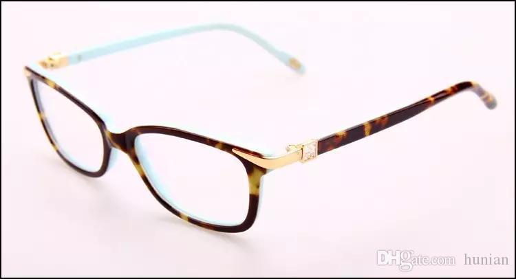Nova armação de óculos TF2060 quadro prancha óculos de armação restaurar antigas formas oculos de grau homens e mulheres miopia armações de óculos olho