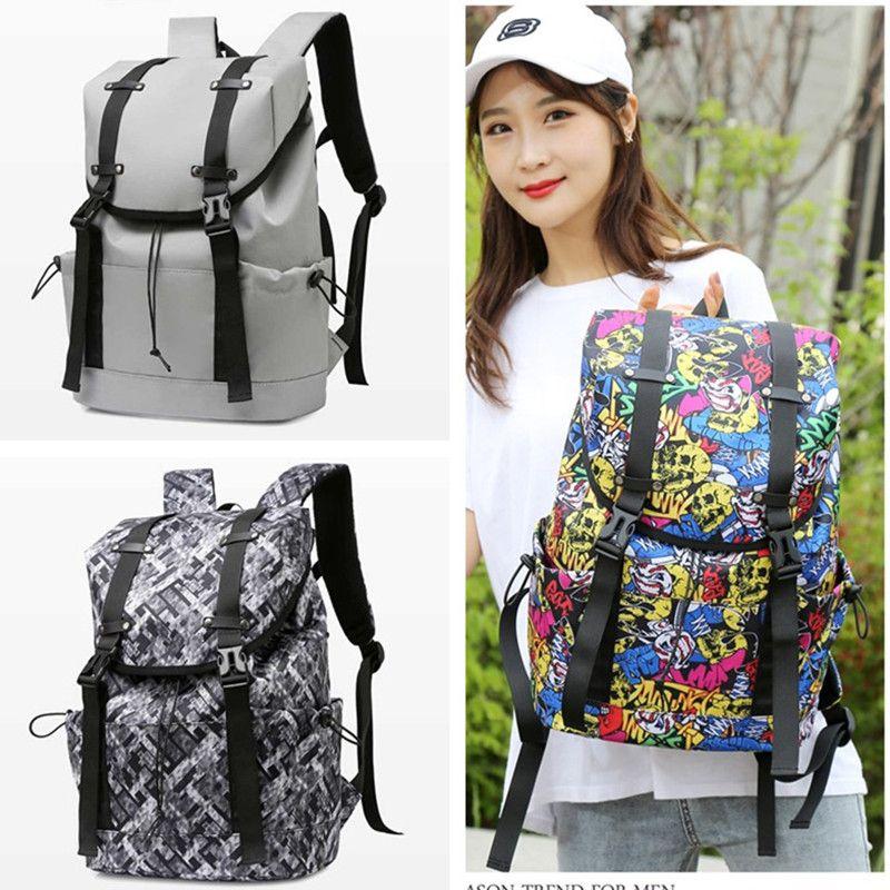 Moda Laptop Mochilas estudantes Backpack sacos impermeáveis Schoolbag Negócios Duffel Lazer Outdoor Sports Caminhadas ombro curso ba bagagem