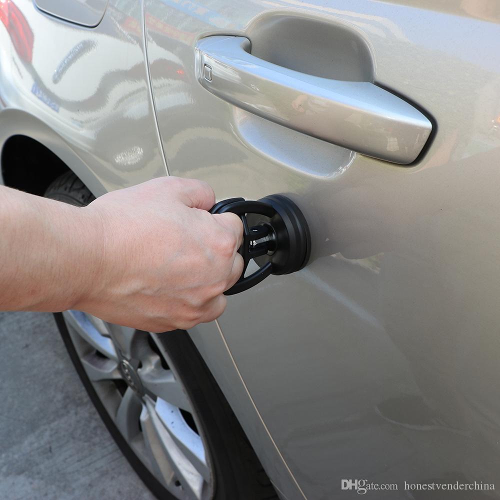 Auto Auto Fix MEND Puller Dent Pull Bodywork Panel 2x Entferner Sauger Reifen Reparaturwerkzeug zum Ziehen von kleinen Auto-Dellen für Autolini