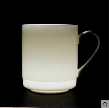 2020 ure White Tea Cup Ceramic Cup Household Bone China Cups Lid Porcelain Small Tea Cup Mug