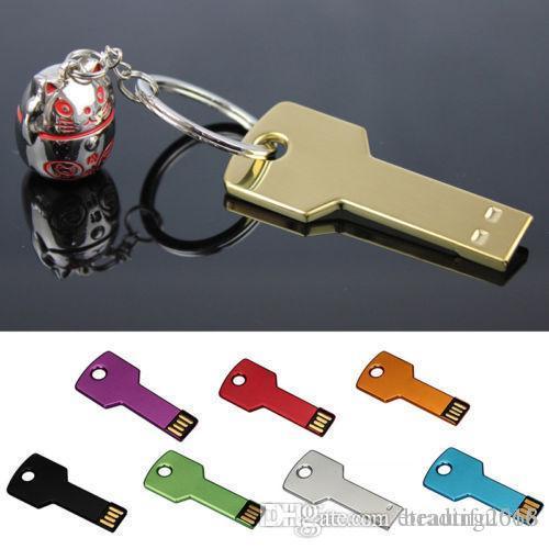 브랜드 4기가바이트 8기가바이트 32기가바이트 64기가바이트 주요 펜 드라이브는 U 디스코 llavero USB 메모리 금속 플래시 memoria