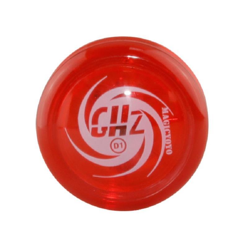 Magic YOYO D1 2A - GHZ YOYO Металлического подшипник Подходит для начинающей Игрушки Специального реквизита DIABOLO жонглирования 10 строк как подарок