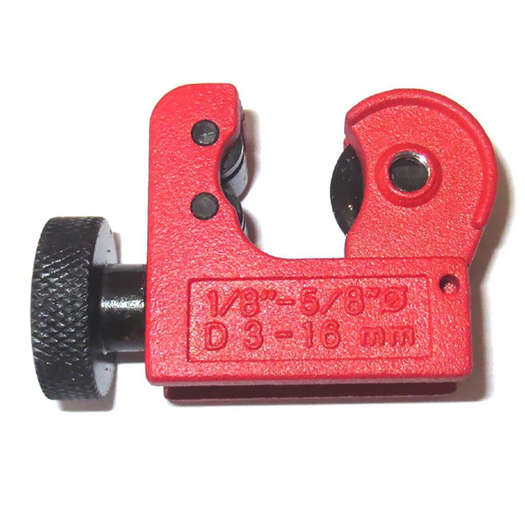 Mini Tube Cutter Cutting Tool 3-16mm For Copper Brass Aluminium Plastic Pipe