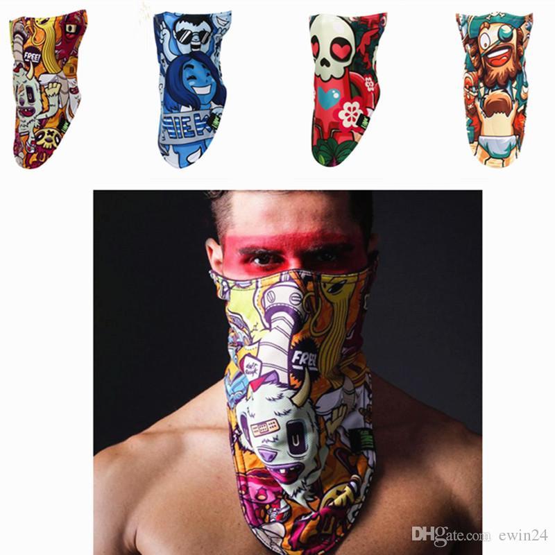 Magic Headwear City Buildings Outdoor Scarf Headbands Bandana Mask Neck Gaiter Head Wrap Mask Sweatband