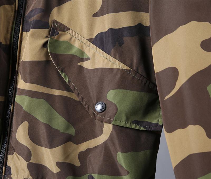 Großhandel 2019 Französisch Marke Vorfrühling Flut Marke Dünne Tarnung Jacke Modetrend Gut Aussehend Kurzmantel Herren Marke Jacken Von Szc15688,