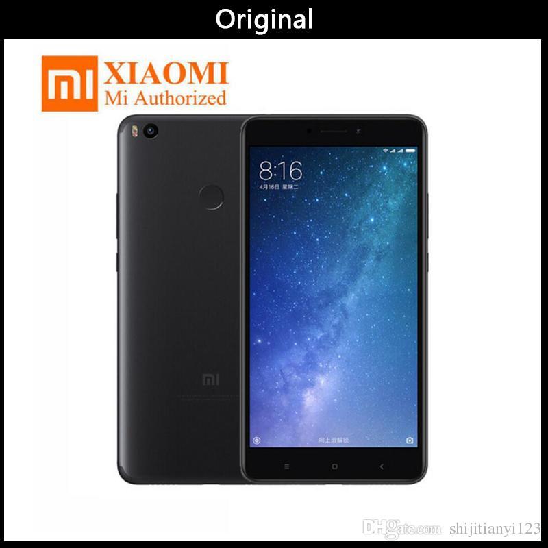 "New millet New millet mimax 2 Android 4GB memory 128GB ROM 6.44"" display Snapdragon 625 Octa core unlock phone Max2 12.0MP 4K camera 5300mAh"