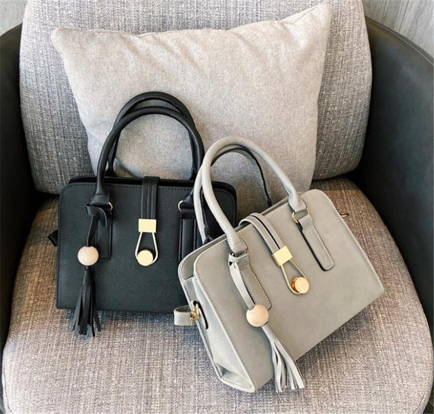 New Tassel Handbag Fashion Shoulder Cross Body Versatile Small Square Bag Ladies PH-CFY20061947