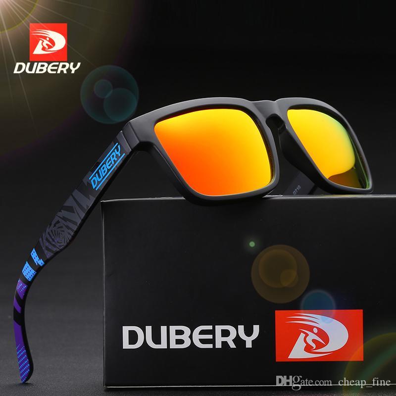 DBUERY Sommer Polarisierte Sonnenbrille männer Fahrer Shades Männlichen Sonnenbrille Für Männer Klar 2017 Luxus Designer Oculos 710