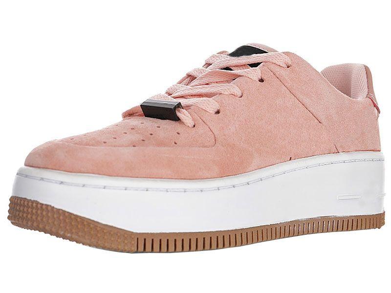 2020 Sage Low LX Suede Platform Sneaker