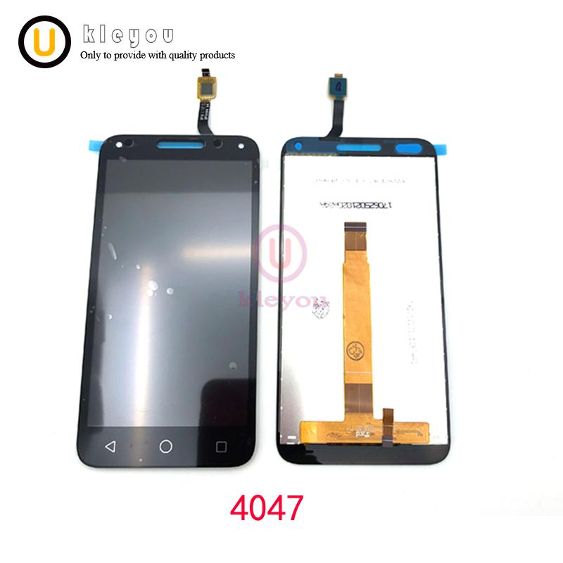 5.0inch For Alcatel One Touch U5 3G 4047D LCD Display Touch Screen highscreen Digitizer Assembly Replacement For Cell Phone