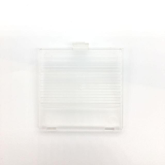 Für GB DMG GBO Neue Batterie-Abdeckung Ersatz für GameBoy Klassisch Shell Back Door 6 Farben