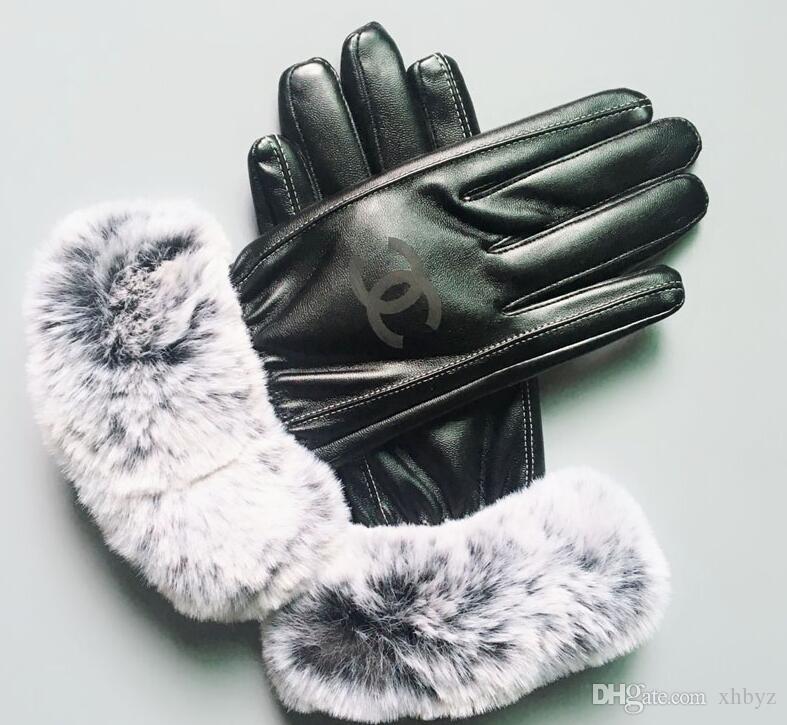 2019 Mais recente clássico Waterproof TN Luvas Touch Screen A cara Esporte Norh Outdoor Quente Dedo completa Luvas Luvas de telefone celular touch Gloves6
