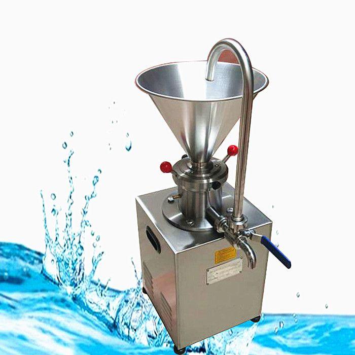 Nut-Samen-Erdnuss-Butter-Schleifmaschine Mahlzeit-Almond-Kolloid-Ölmühle