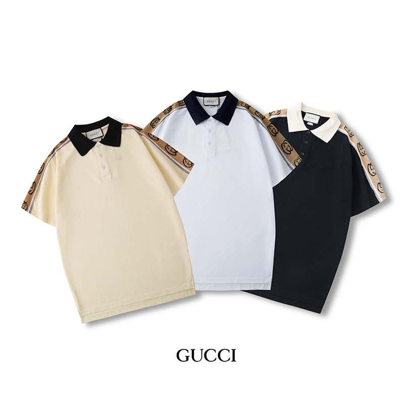 2020 camisa de algodón del resorte de la camiseta y el verano de alta calidad de los hombres de impresión de manga corta de lujo del cuello de la camiseta redonda ocasional del tamaño superior s-2xl