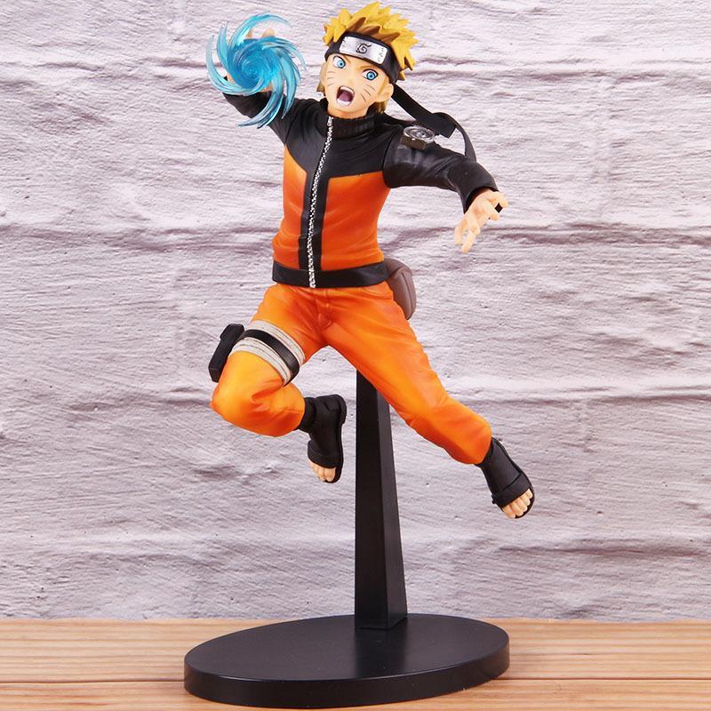 Banpresto Naruto Shippuden Anime Vibration Stars Figure