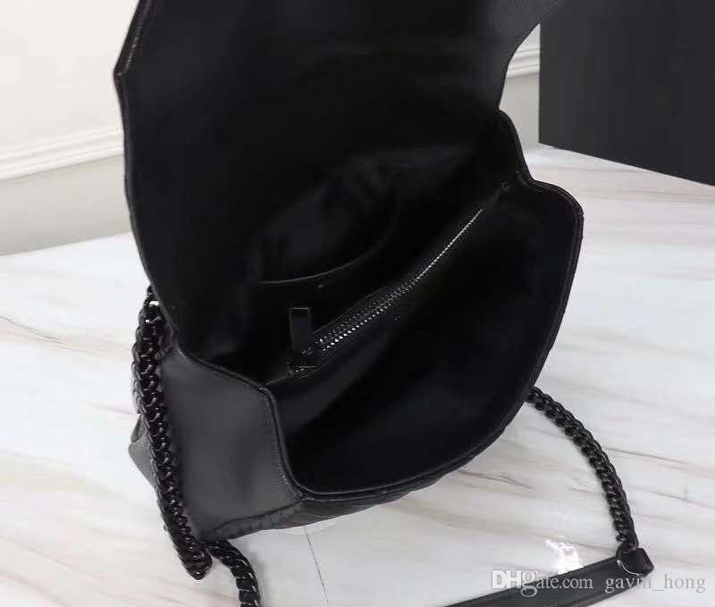 2020 европейская и американская мода кожаная женская сумка окраска среднего размера роскошная дизайнерская сумка кожаная воловья цепь брендовая сумка через плечо