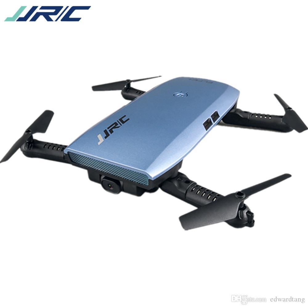 JJRC H47 التحكم عن بعد الجاذبية الحث الطائرة بدون طيار لعبة، HD 720P WIFI FPV الطائرات، ارتفاع عقد كوادكوبتر UAV 360 درجة ورقي، عيد الميلاد هدية طفل، 2-1