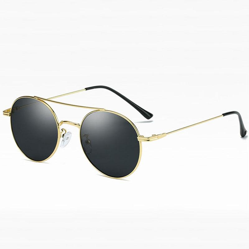 Sonnenbrillen für Männer Luxus Sunglass-Mode-Männer Sunglases UV 400 Übergroße Sonnenbrillen Trendy Designer-Sonnenbrillen 9C3J38
