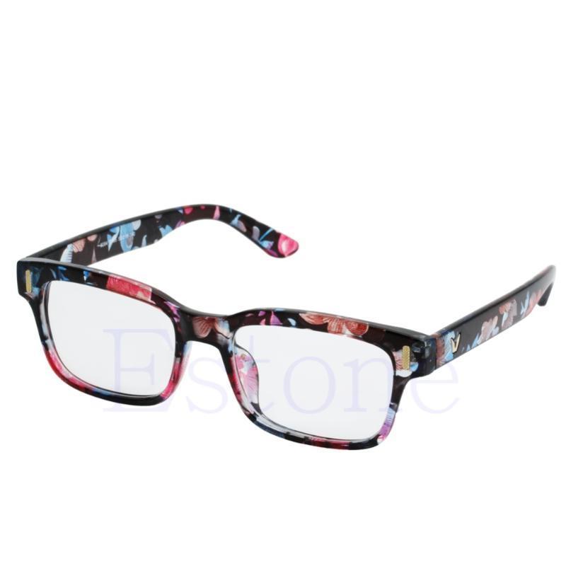 2018 Erkekler Kadınlar Gözlükler Retro Vintage Optik Okuma Gözlük Gözlük Çerçevesi Marka óculos De Grau Femininos Sıcak