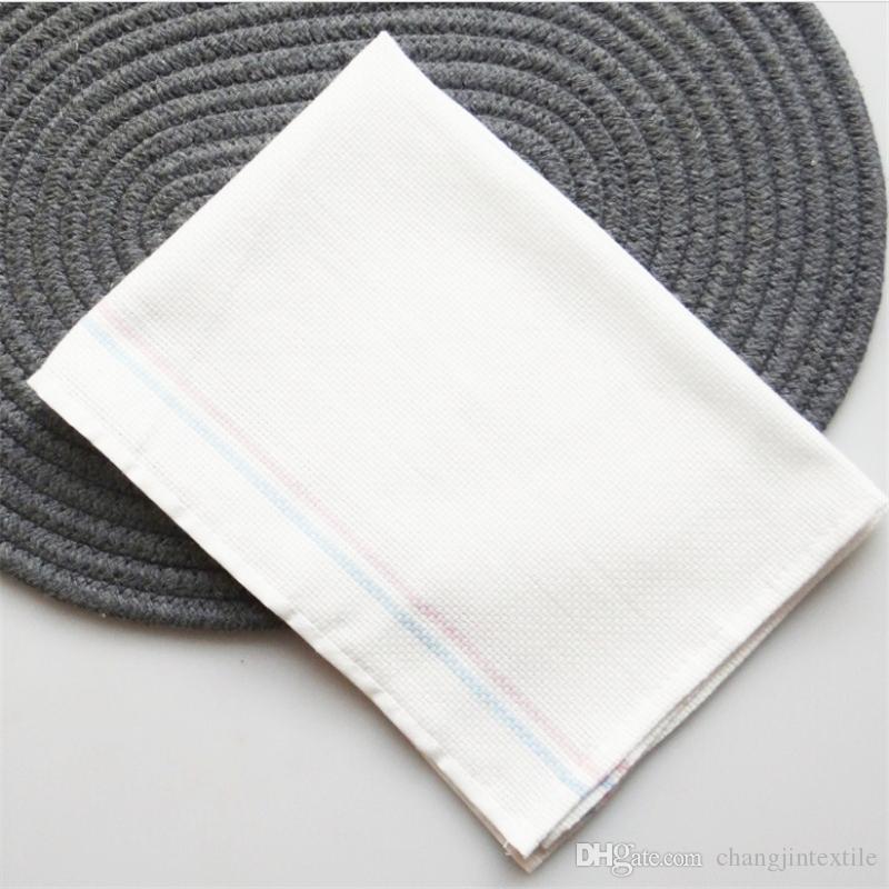 Atacado puro de algodão lavar pratos toalhas dupla pano Baijie não é fácil de mergulhar em picos de cozinha espessamento de óleo e água