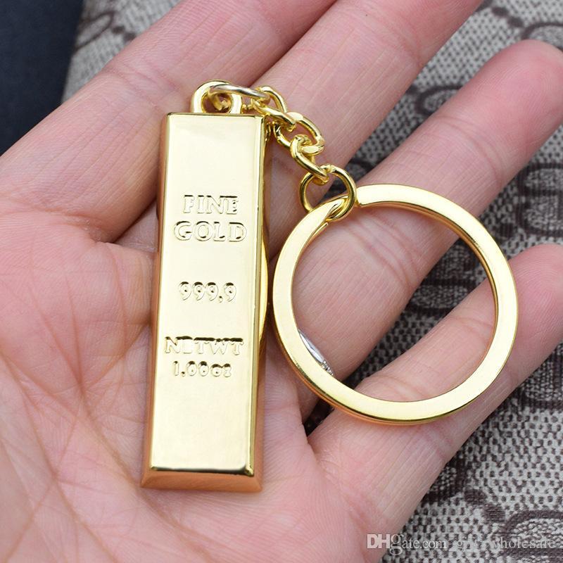 الذهب سلسلة مفتاح سلاسل المفاتيح الذهبية أقراط حقيبة يد قلادة سحر مفتاح معدني سلاسل المفاتيح الرجل الباحث عن الفخامة سيارة التبعي