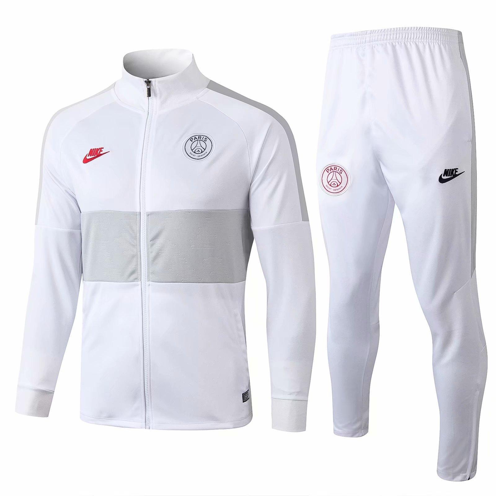 de primera calidad 19 20 Paris chaqueta para hombre 2019 PSG fútbol chándal con capucha ropa deportiva Cavani camiseta de fútbol de la capa de polvo Mbappe abrigo cazadora