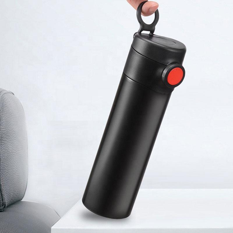 Novo Design Leakproof Garrafa térmica garrafa personalizada de vácuo personalizado Duplo Walled Stainless Steel Cup e garrafas térmicas Cup