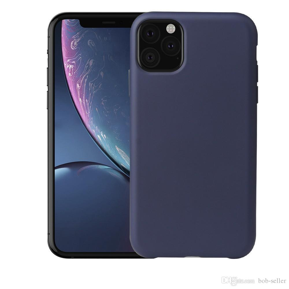 Apple iPhone X XS XR case Soft Silicone