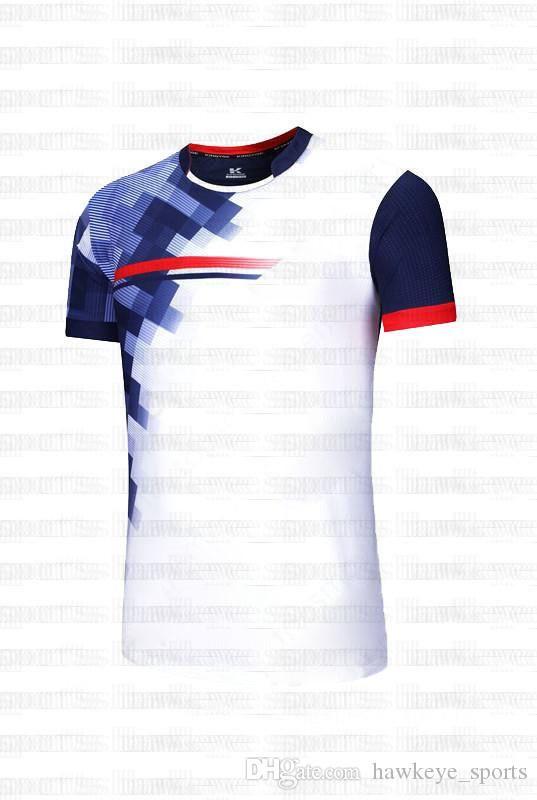 abbigliamento da uomo ad asciugatura rapida di vendita caldi superiori gli uomini di qualità 2019 manica corta T-shirt comoda nuovo stile jersey801813