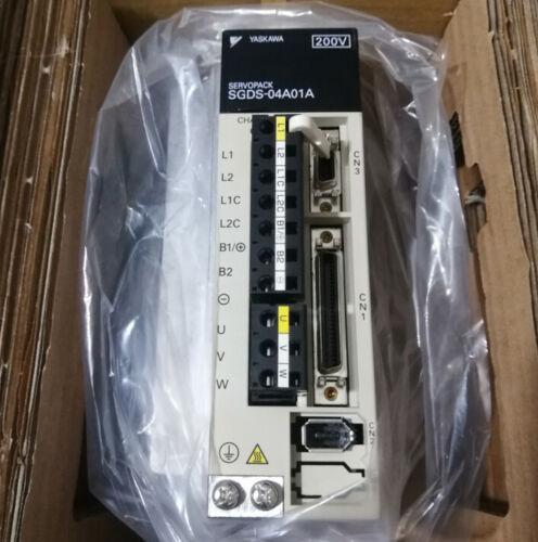 1PC marca New Yaskawa SGDS-04A01A Servo dirigir rápido envio # YP1