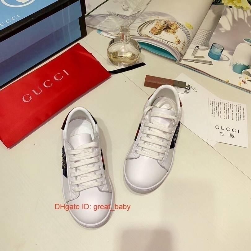 Luxury Designer automne nouveaux antidérapantes chaussures pour enfants occasionnels filles de la mode chaussures chaussures garçons loisirs plat chaussures de sport enfants sport 0906