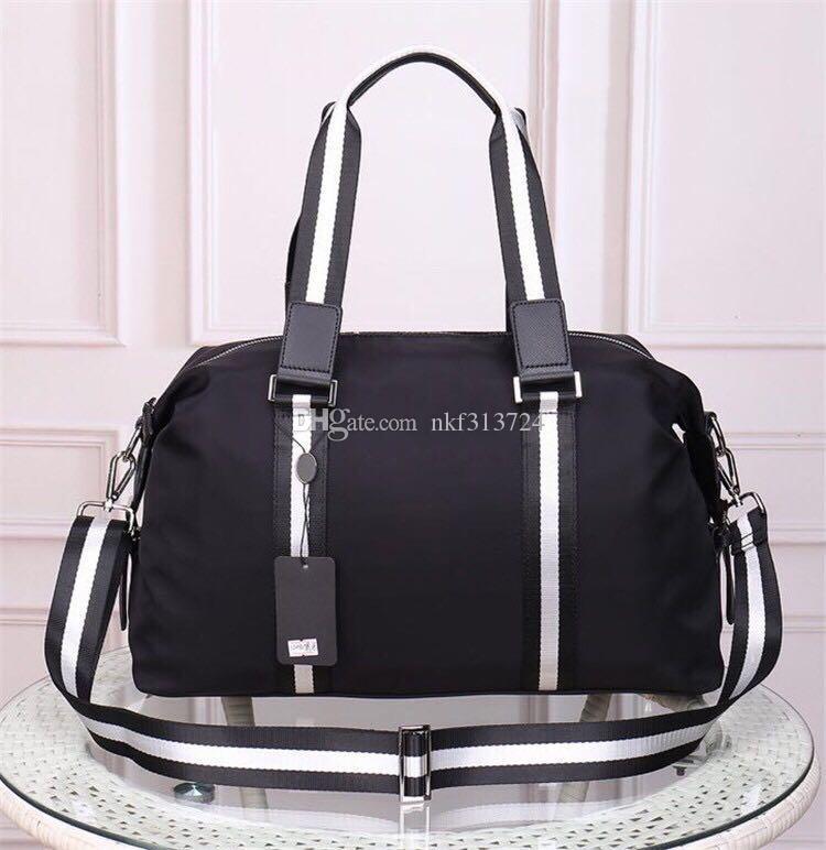 حقائب الرجال حقيبة مصمم السفر الرجل الجديد في ذات قدرة كبيرة أكياس مصمم حقائب اليد قماش حقيبة على الموضة للنساء بالجملة