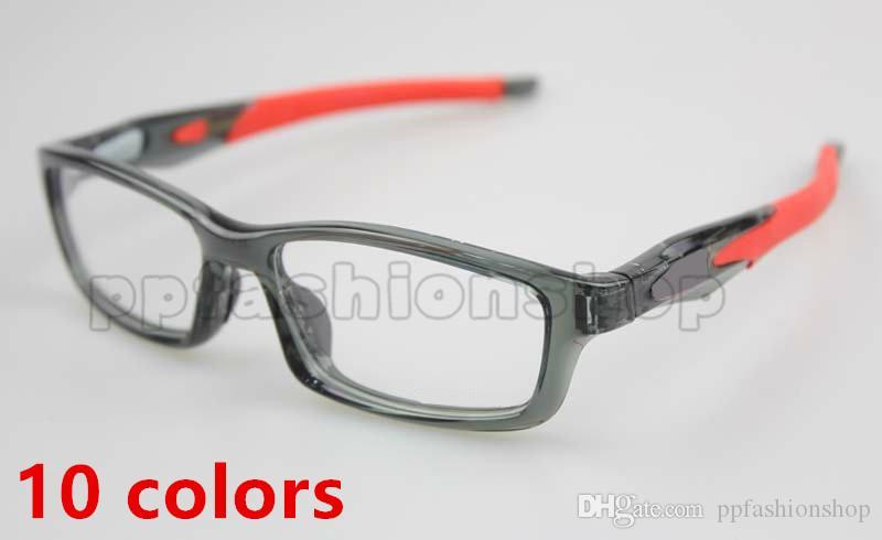 2018 verano más nuevo gafas de sol para hombres y mujeres al aire libre bicicleta TR90 miopía marco gafas de sol para hombre gafas de sol deportivas gafas de vista plana