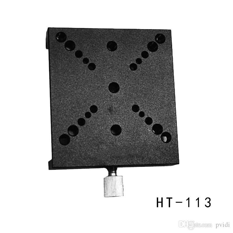 Slider ottico HT-113, portarotoli ottico 82mm x 75mm