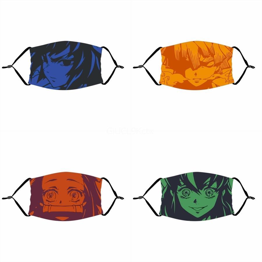 Dener Reate Fa Masques Masque de protection ultraviolet à l'épreuve d'équitation Sports Cyclisme Anti-poussière Imprimer Mout Masques Hommes et femmes extérieur # 578