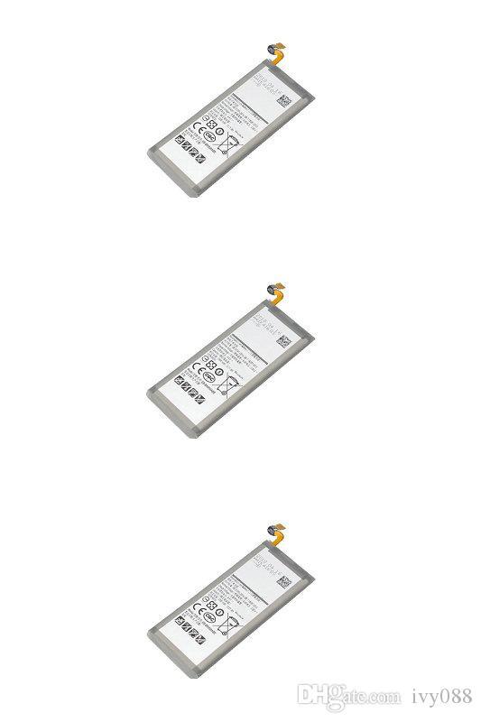 3pcs / lot 3300mAh EB-BN950ABE Batería Para Samsung Galaxy Note 8 Note8 N950 N9500 N950D N950D N950N N950F N950FD N950J N950W Baterías