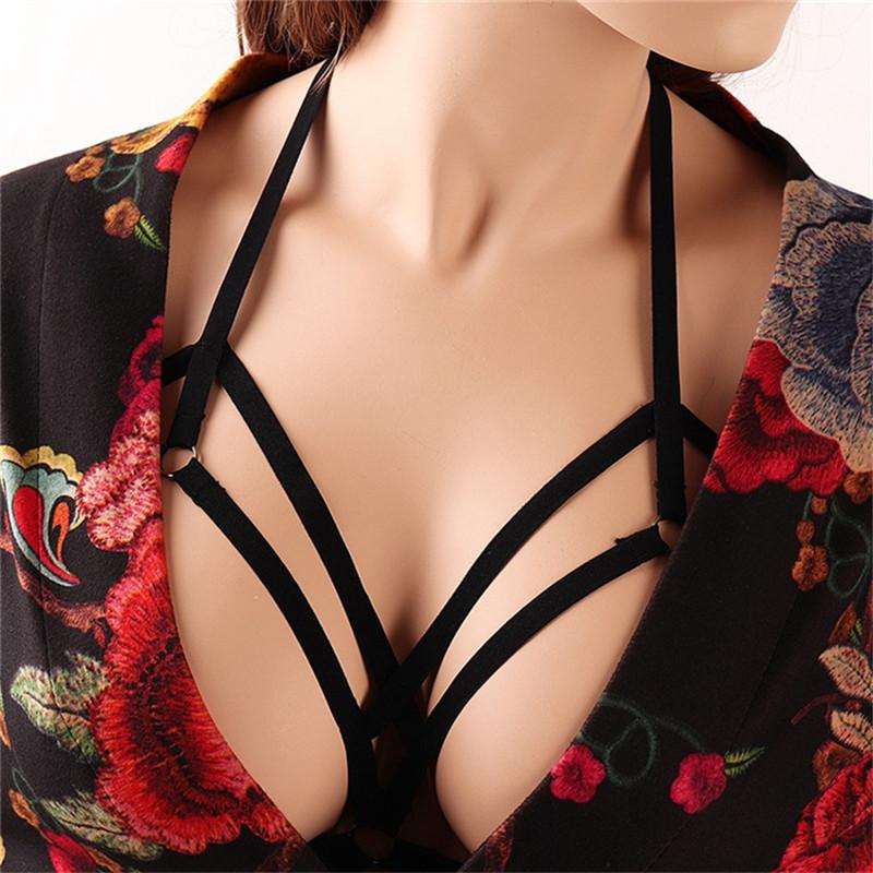 Donna Intimates Accessori di moda sexy Lace Up Bra cinghie Designer Colore naturale Womens Intimates Accessori Biancheria intima delle donne