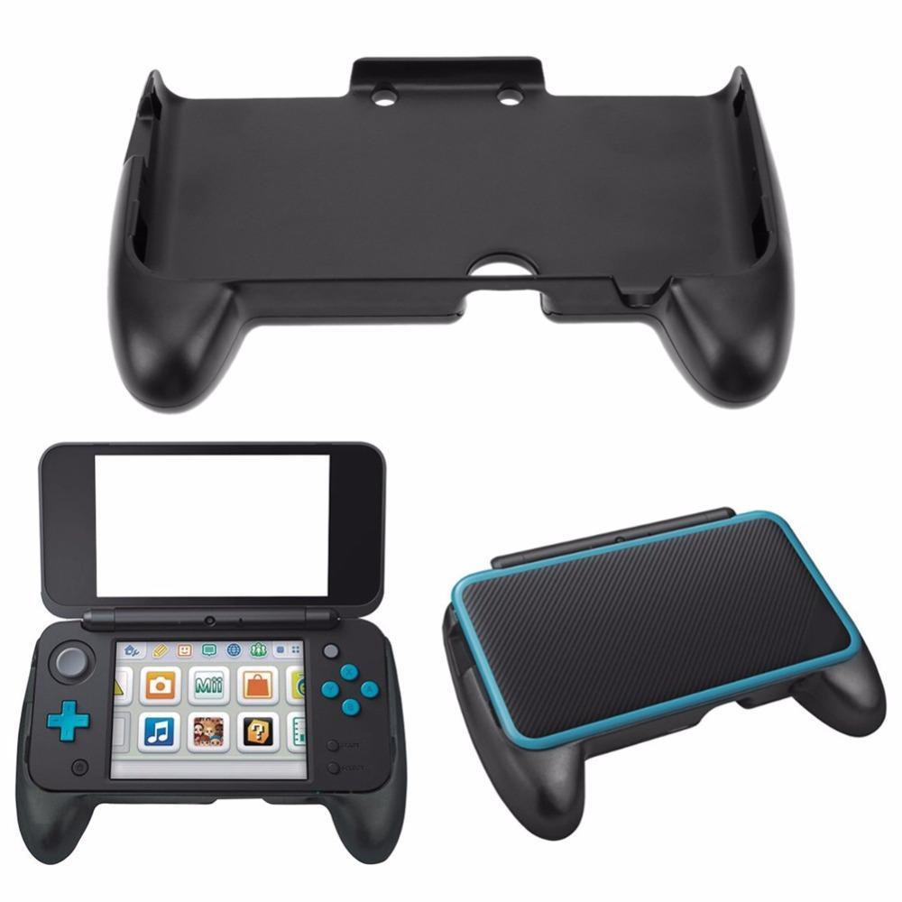 Gamepad POIGNÉE porte pour Nintendo NOUVEAU 2DS LL 2DS XL Console Joypad Support socket support de protection Hand Grip Case