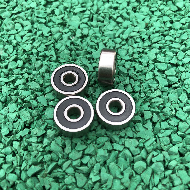 100 teile / los hohe qualität 626-2RS 6x19x6 miniatur gummi versiegelt rillenkugellager 626 2RS 626RS 6 * 19 * 6mm