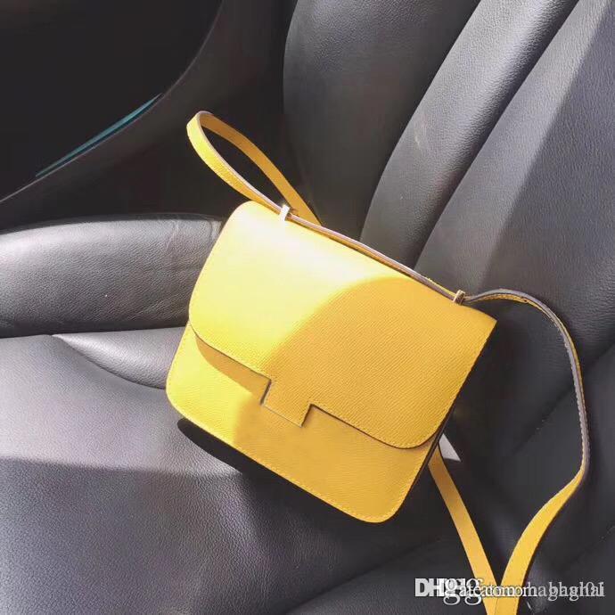 Moda klasikleri Omuz BagsCross BodyToteshandbags marka moda TOP lüks tasarımcı çanta ünlü kadınlar El Bill Omuz Eğimli Cowhide2v